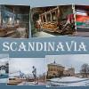 Скандинавия технический отчет