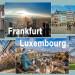 Франкфурт — Люксембург техотчет
