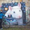 Муралы и граффити Киева