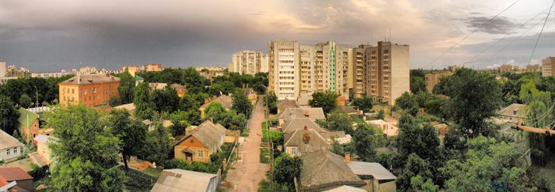 Панорамы Черкасс