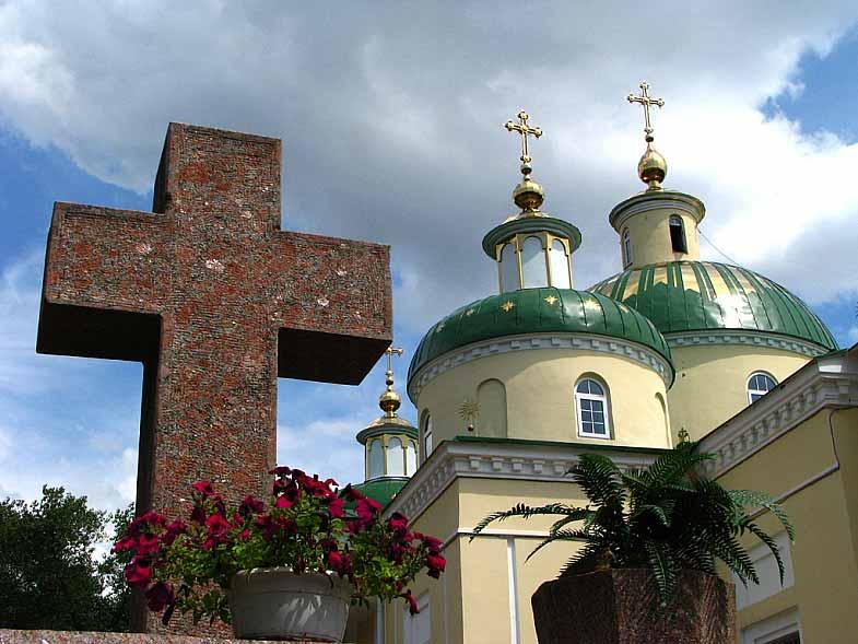 Кировоград церковь