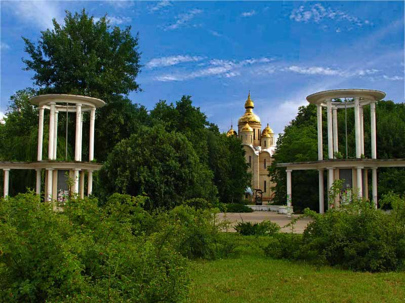 Свято-Михайловский кафедральный собор