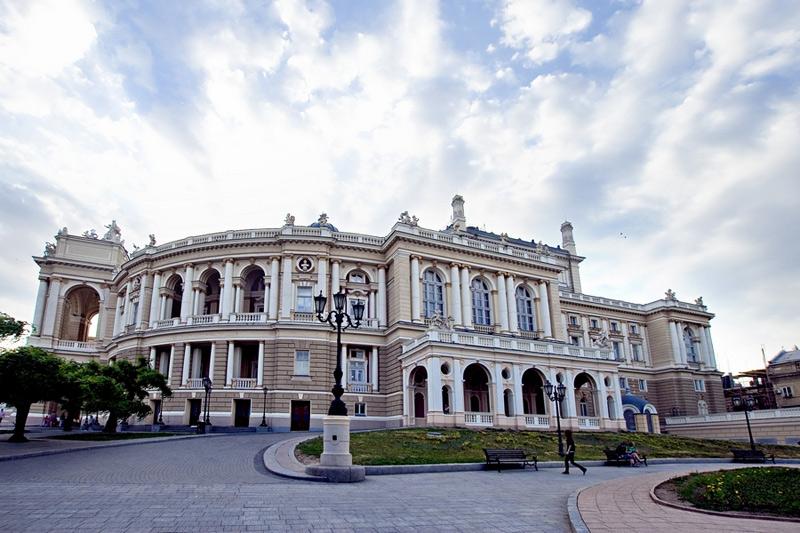 Одесский театр