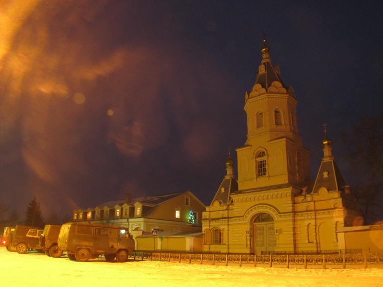 Корец церковь
