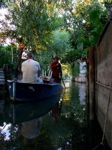 Вилково водная маршрутка