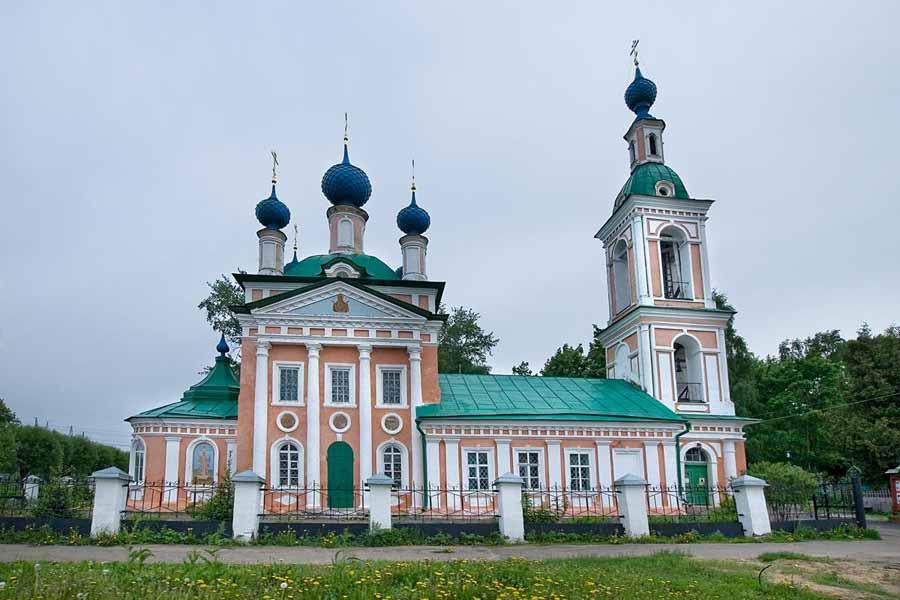 село Левашево