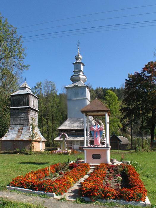 c.Изки.Николаевская-церковь