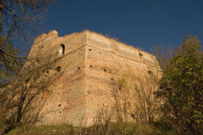 Замок клевань