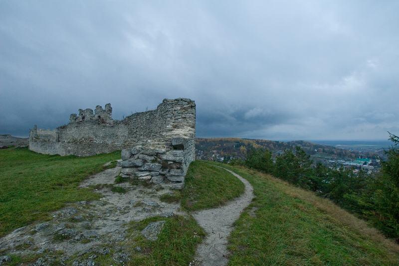 Кременецкие руины
