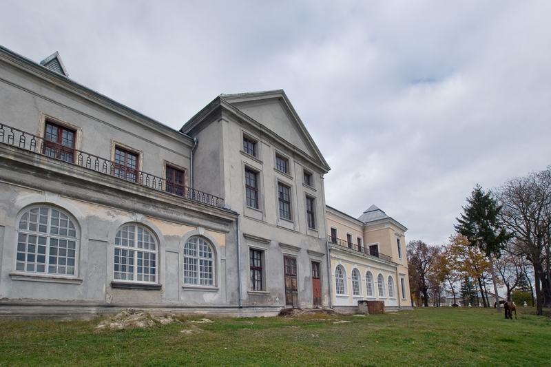 Замок в Вишневце
