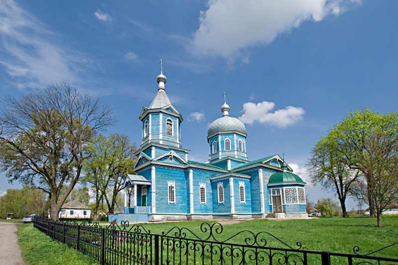 Церковь Святой Параскевы в Антиповке