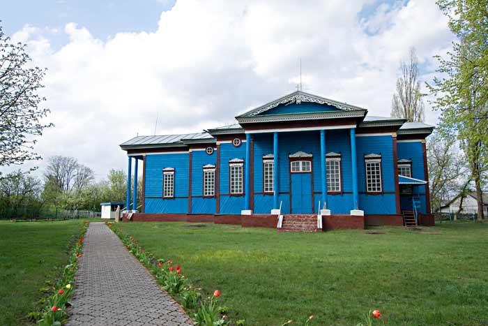 Великий Хутор церковь Петра и Павла