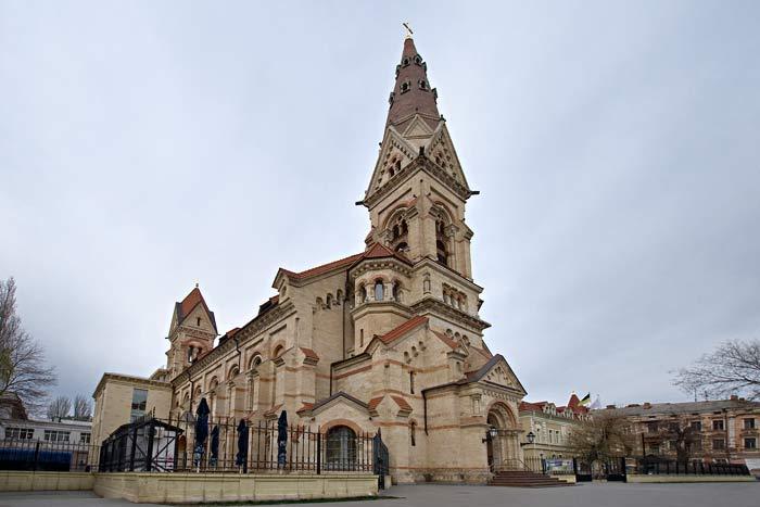 Кирха Святого Павла