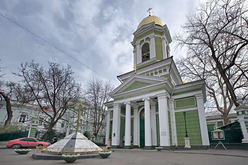 Троицкий собор в Одессе