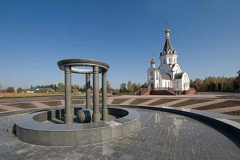 Новая церковь в селе Ковалёвка