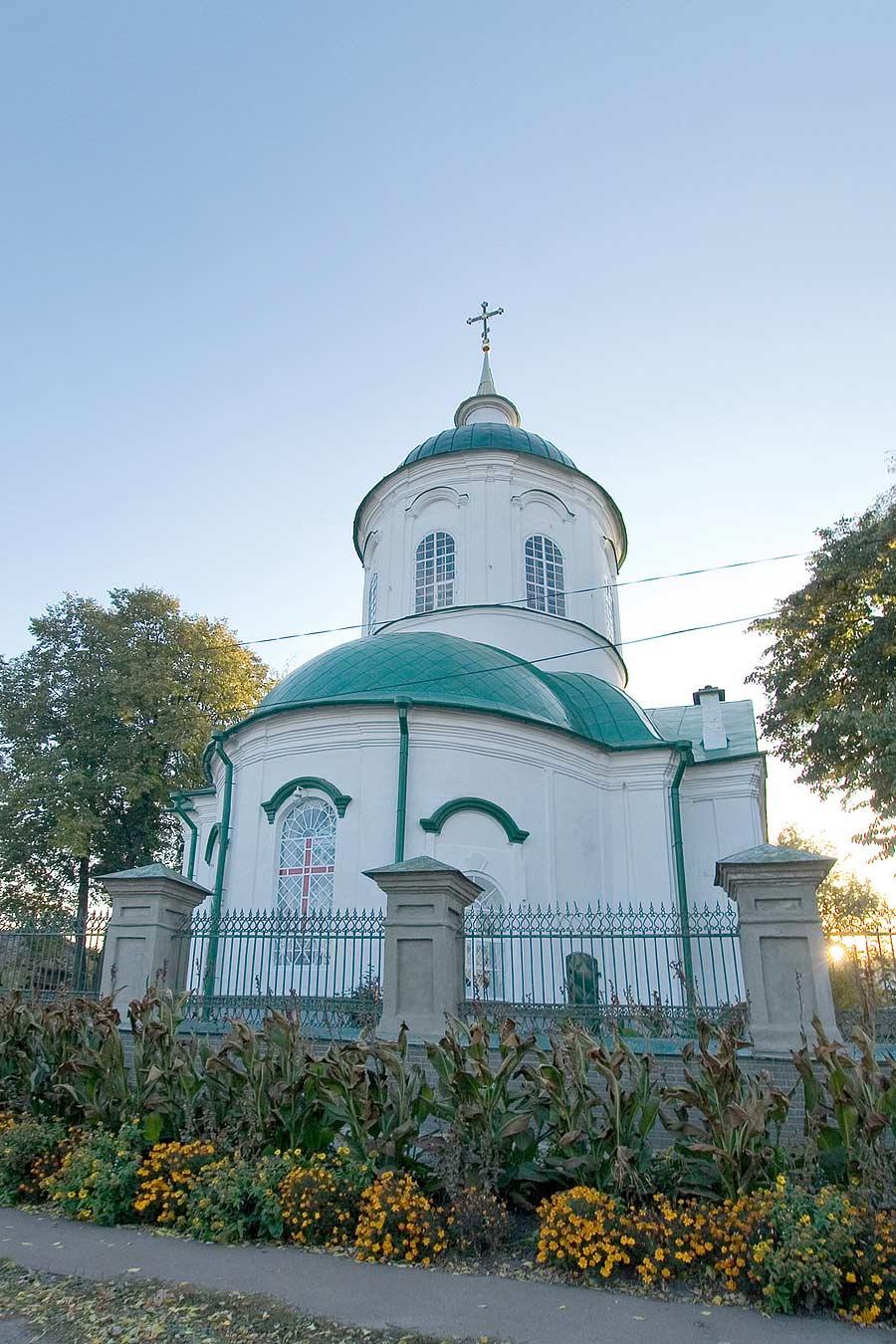 Нежин. Васильевская церковь