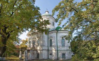 Нежин. Церковь Иоанна Богослова