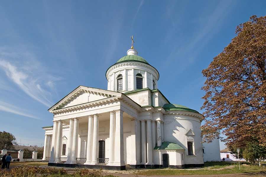 Нежин. Церковь всех святых