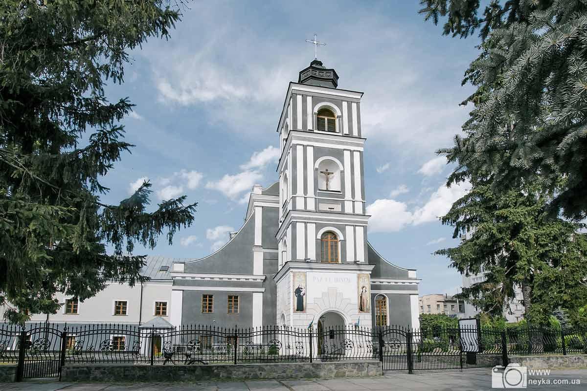 Zhitomir kostel Ioalia
