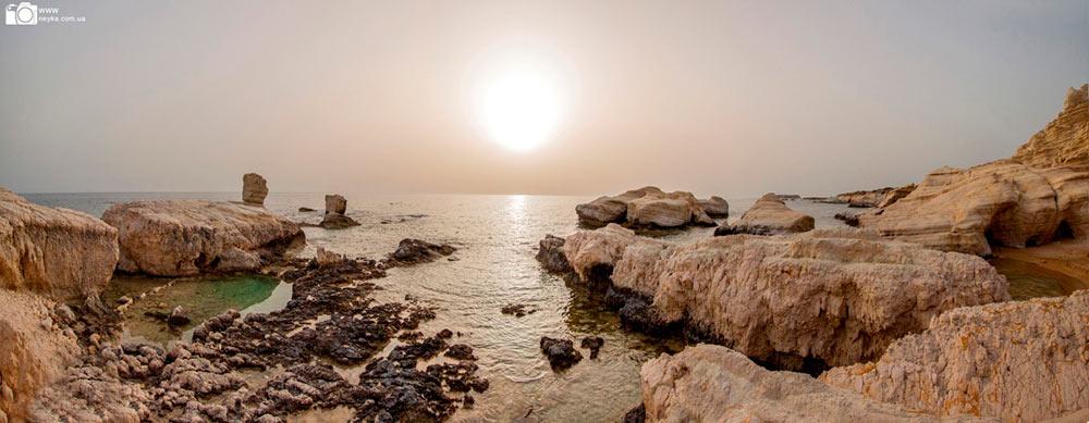 Кипр коралловый залив