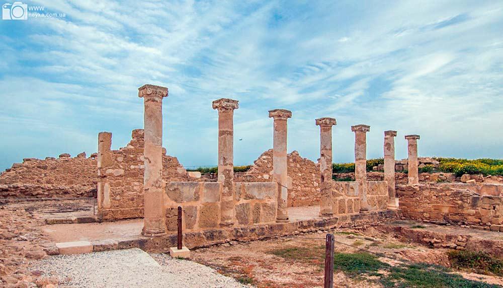 Кипр Пафос
