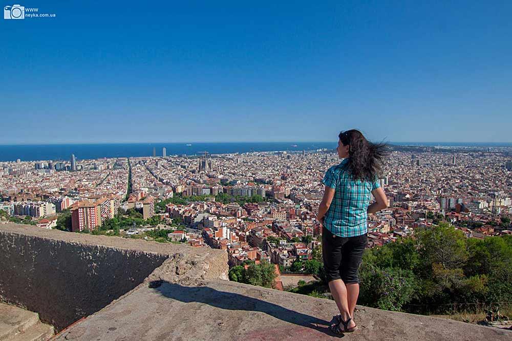 Neyka Бункер в Барселоне