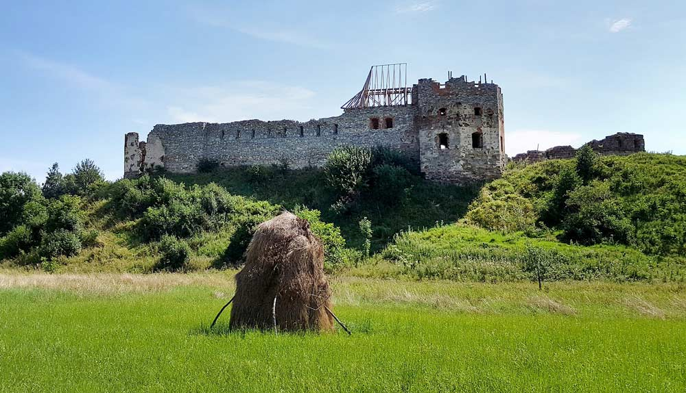 Пнёвский замок