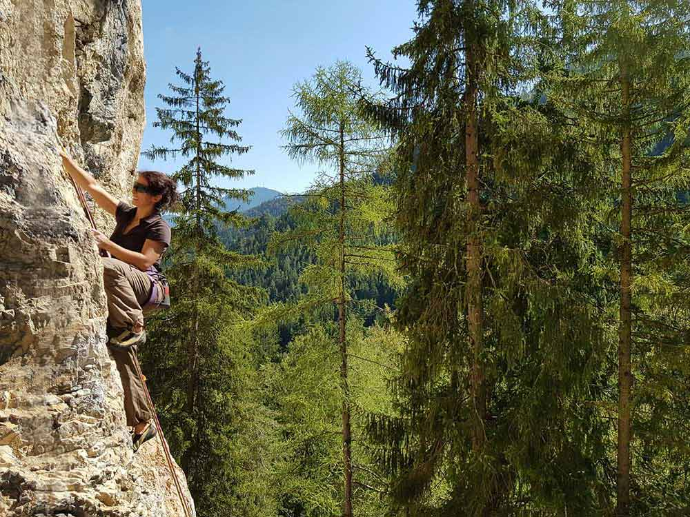 Adlitzgraben climbing Neyka