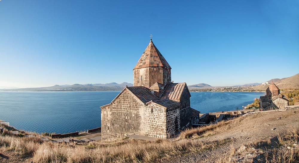 Армения, монастырь Севанаванк